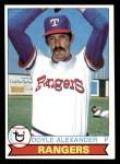 1979 Topps #442  Doyle Alexander  Front Thumbnail