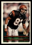 1996 Topps #195  Carl Pickens  Front Thumbnail