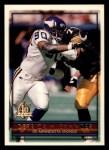 1996 Topps #199  Derrick Alexander  Front Thumbnail