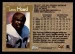 1996 Topps #181  Leroy Hoard  Back Thumbnail