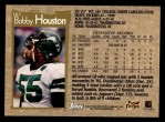 1996 Topps #163  Bobby Houston  Back Thumbnail