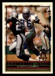1996 Topps #14  Cortez Kennedy  Front Thumbnail