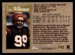 1996 Topps #77  Dan Wilkinson  Back Thumbnail
