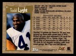 1996 Topps #81  Todd Lyght  Back Thumbnail