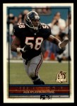 1996 Topps #161  Jessie Tuggle  Front Thumbnail