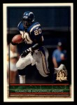 1996 Topps #117  Natrone Means  Front Thumbnail