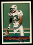 1996 Topps #220  Troy Vincent  Front Thumbnail