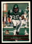 1996 Topps #115  Johnny Mitchell  Front Thumbnail
