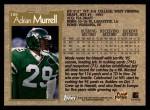 1996 Topps #188  Adrian Murrell  Back Thumbnail
