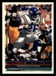 1996 Topps #43  Robert Smith  Front Thumbnail