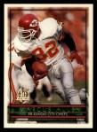 1996 Topps #365  Marcus Allen  Front Thumbnail