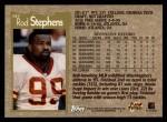 1996 Topps #347  Rod Stephens  Back Thumbnail