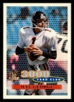 1996 Topps #374   -  Jeff George 3000 Yard Club Front Thumbnail