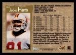 1996 Topps #368  Jackie Harris  Back Thumbnail