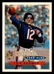 1996 Topps #377   -  Erik Kramer 3000 Yard Club Front Thumbnail