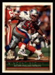 1996 Topps #311  Vincent Brown  Front Thumbnail