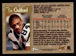 1996 Topps #409  Eric Guliford  Back Thumbnail