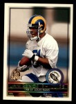 1996 Topps #416  Lawrence Phillips  Front Thumbnail