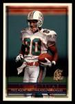 1996 Topps #317  Irving Fryar  Front Thumbnail