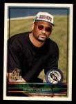 1996 Topps #424  Cedric Jones  Front Thumbnail