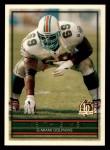 1996 Topps #276  Keith Sims  Front Thumbnail