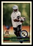 1996 Topps #427  Tim Biakabutuka  Front Thumbnail