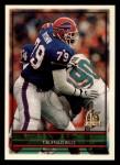 1996 Topps #307  Ruben Brown  Front Thumbnail
