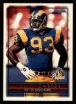 1996 Topps #304  Kevin Carter  Front Thumbnail