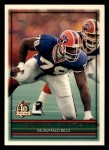 1996 Topps #340  Bruce Smith  Front Thumbnail