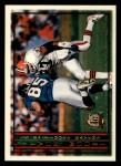 1996 Topps #283  Stevon Moore  Front Thumbnail