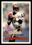 1996 Topps #375   -  Jim Everett 3000 Yard Club Front Thumbnail