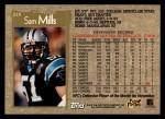1996 Topps #225  Sam Mills  Back Thumbnail