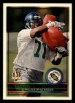 1996 Topps #438  Jermane Mayberry  Front Thumbnail
