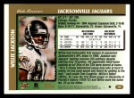 1997 Topps #38  Willie Jackson  Back Thumbnail