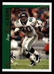 1997 Topps #121  Tony Brackens  Front Thumbnail