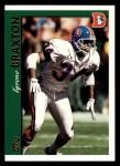 1997 Topps #51  Tyrone Braxton  Front Thumbnail
