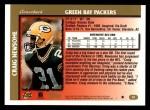 1997 Topps #32  Craig Newsome  Back Thumbnail