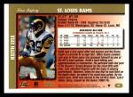 1997 Topps #59  Keith Lyle  Back Thumbnail