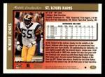1997 Topps #117  Robert Jones  Back Thumbnail