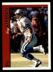 1997 Topps #110  Troy Aikman  Front Thumbnail