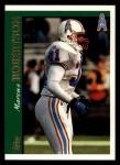 1997 Topps #18  Marcus Robertson  Front Thumbnail