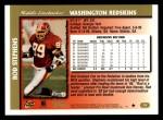 1997 Topps #14  Rod Stephens  Back Thumbnail