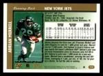 1997 Topps #115  Adrian Murrell  Back Thumbnail