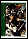 1997 Topps #153  Chad Brown  Front Thumbnail