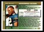 1997 Topps #214  Jimmy Smith  Back Thumbnail