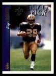 1997 Topps #398  Troy Davis  Front Thumbnail