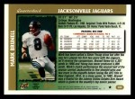 1997 Topps #280  Mark Brunell  Back Thumbnail