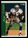 1997 Topps #323  Darryl Williams  Front Thumbnail
