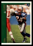 1997 Topps #218  Ty Law  Front Thumbnail
