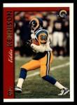 1997 Topps #261  Eddie Kennison  Front Thumbnail